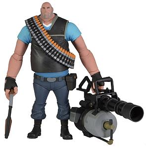 "Valve Team Fortress 2 BLUE 7"" Heavy"