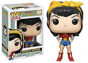 Pop! Heroes DC Bombshells Vinyl Figure Wonder Woman #167 (Vaulted)