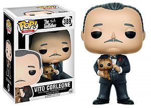 Pop! Movies The Godfather Vinyl Figure Vito Corleone #389