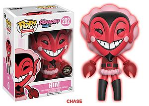 Pop! Animation The Powerpuff Girls Vinyl Figure HIM #202 (Chase)
