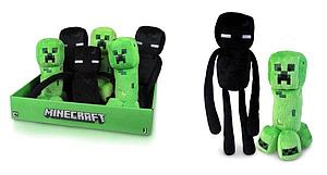 "Jazwares Minecraft 7"" Plush: Creeper"