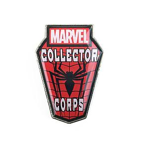 Pop! Pins Spider-Man Pin Marvel Collector Corps Exclusive