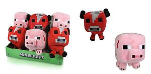 "Jazwares Minecraft 7"" Plush: Mooshroom"