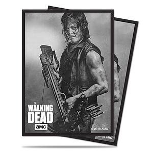 The Walking Dead - Daryl Standard Card Sleeves (66mm x 91mm)