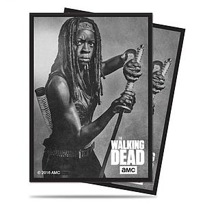The Walking Dead - Michonne Standard Card Sleeves (66mm x 91mm)