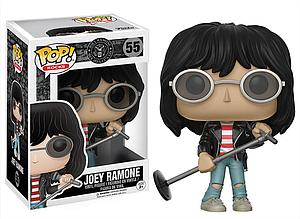 Pop! Rocks Vinyl Figure Joey Ramone #55