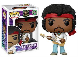 Pop! Rocks Vinyl Figure Jimi Hendrix (Woodstock) #54
