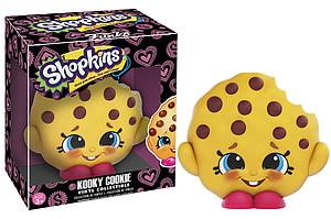 Shopkins Vinyl Figure: Kooky Cookie (Chase) (Retired)