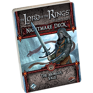 The Lord of the Rings: The Card Game - The Morgul Vale Nightmare Deck