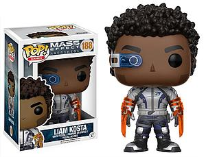 Pop! Games Mass Effect: Andromeda Vinyl Figure Liam Kosta #188