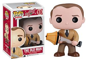 Pop! Movies A Christmas Story Vinyl Figure The Old Man #13 (Vaulted)