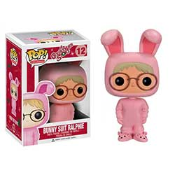 Pop! Movies A Christmas Story Vinyl Figure Ralphie Bunny #12 (Vaulted)