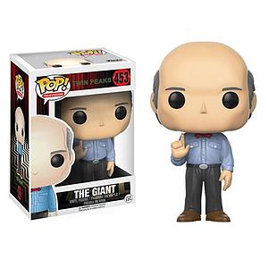 Pop! Television Twin Peaks Vinyl Figure The Giant #453 (Retired)