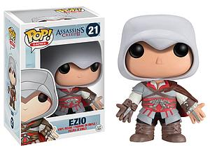 Pop! Games Assassin's Creed II Vinyl Figure Ezio #21 (Vaulted)