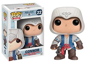 Pop! Games Assassin's Creed III Vinyl Figure Connor #22 (Vaulted)