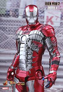 Iron Man Mark V DIECAST