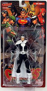 "DC Direct Identity Crisis Crisis 6"" Series 1 Dr. Light"