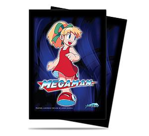 Mega Man - Roll Standard Card Sleeves (66mm x 91mm)