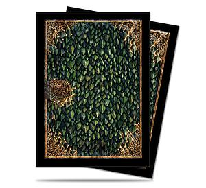 Card Sleeves 50-pack Standard Size: Mage Wars - Dragon Scales