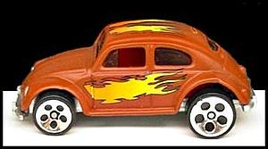 Hot Wheels Cars Die-Cast: VW Bug