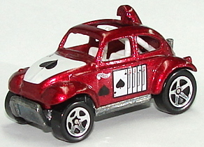Hot Wheels Cars Die-Cast: Baja Bug
