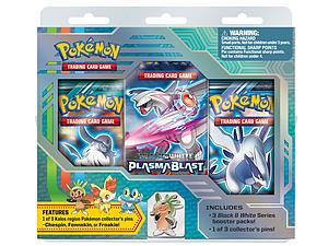 Pokemon Trading Card Game Collector's Pin Pack