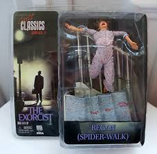 The exorcist regan spider walk 2017