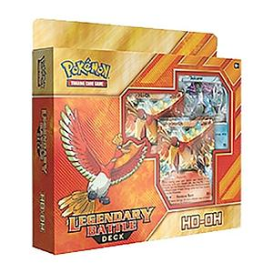 Pokemon Trading Card Game: Legendary Battle Deck - Ho-Oh