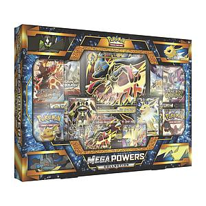 Pokemon Trading Card Game: Mega Powers Collection