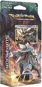 Pokemon Trading Card Game Sun & Moon Guardians Rising Theme Deck: Solgaleo