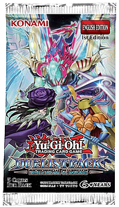 Yugioh Trading Card Game Duelist Pack: Dimensional Guardians Booster Pack