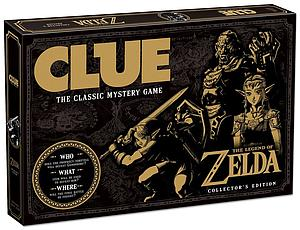 Clue: The Legend of Zelda