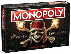 Monopoly: Pirates of the Caribbean Ultimate Edition