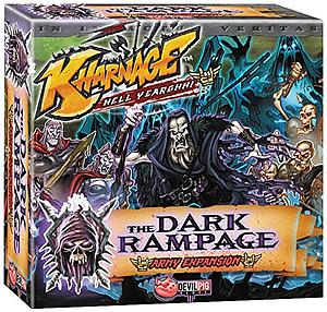 Kharnage: The Dark Rampage - Army Expansion