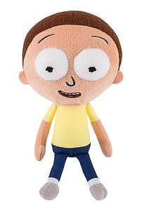 Rick and Morty Plush: Morty (Smile)