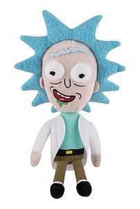 Rick and Morty Plush: Rick (Smile)