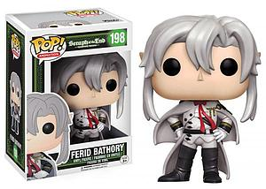Pop! Animation Seraph of the End Vinyl Figure Ferid Bathory #198