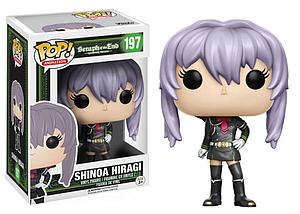 Pop! Animation Seraph of the End Vinyl Figure Shinoa Hiragi #197