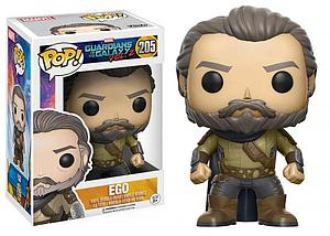 Pop! Marvel Guardians of the Galaxy 2 Vinyl Bobble-Head Ego #205 (Vaulted)