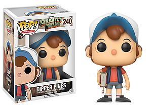 Pop! Animation Gravity Falls Vinyl Figure Dipper Pines #240