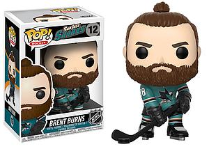 Pop! Hockey NHL Vinyl Figure Brent Burns #12 (San Jose Sharks)