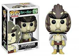 Pop! Animation Rick and Morty Vinyl Figure Birdperson #176
