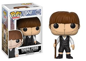 Pop! Television Westworld Vinyl Figure Young Ford #462