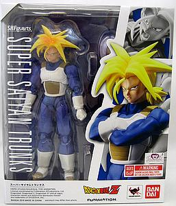 Dragon Ball Z: Super Saiyan Trunks