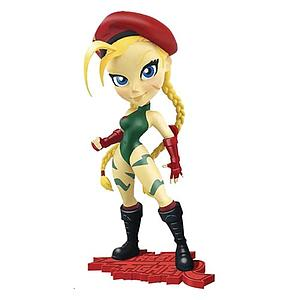 Street Fighter Knockouts Vinyl Figures Series 1: Cammy