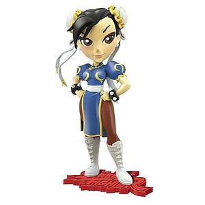 Street Fighter Knockouts Vinyl Figures Series 1: Chun-Li