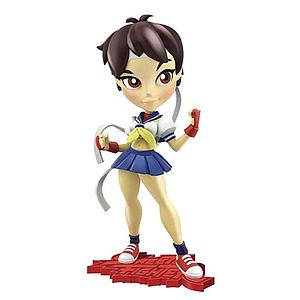 Street Fighter Knockouts Vinyl Figures Series 1: Sakura