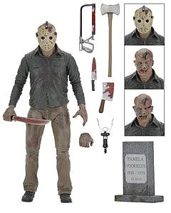 Friday The 13th Ultimate Part 4: Jason Voorhees