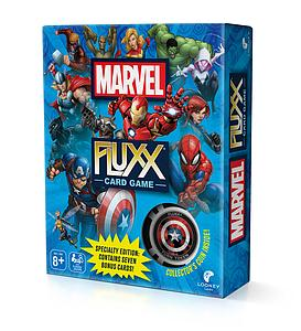 Fluxx: Marvel - Specialty Edition