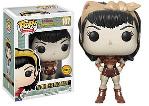 Pop! Heroes DC Bombshells Vinyl Figure Wonder Woman #167 (Chase)